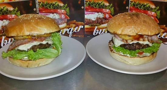 Burgers XXL